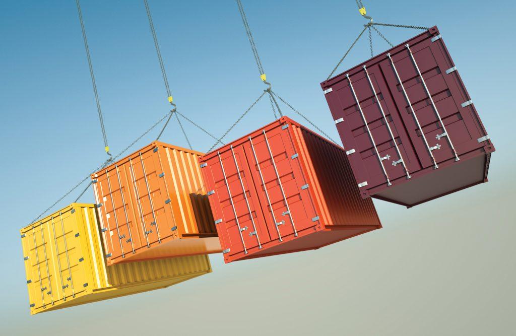 La AGP promueve la libre elección de los seguros para contenedores del puerto
