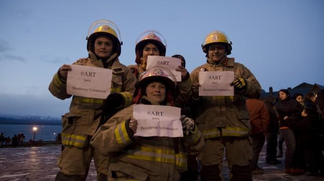 Una vez más, cae el proyecto de ART para los bomberos