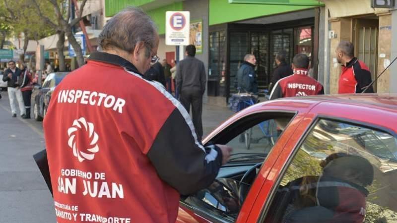 Adulteran hasta boletas de pago de seguro automotor para circular en San Juan