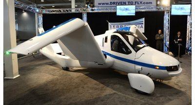 Una aseguradora japonesa emitirá seguros de autos voladores