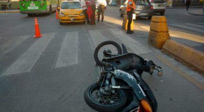 Apenas el 27% de las motos nuevas circula con seguro